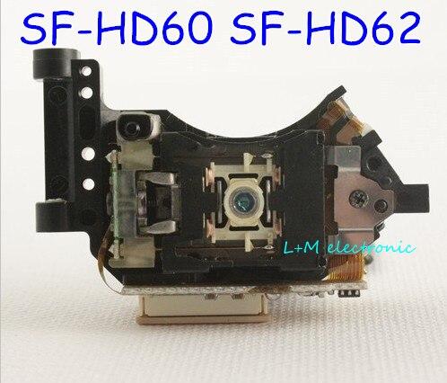 Original nouveau SF-HD60 Optique Pick-up Bloc Optique SF-HD62 lentille Laser SFHD60 CD Lasereinheit SFHD62