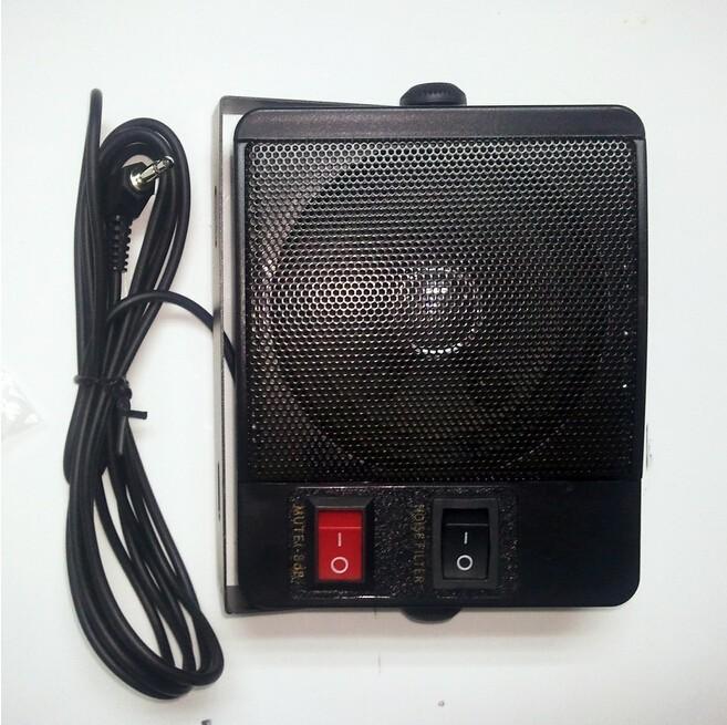 Diamond-TS-750-mobile-radio-Mini-External-Speaker-TS750-for-Diamond-ICOM-KENWOOD-YAESU-MOTOROLA-car