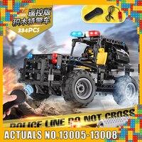 Remote Control Crawler Tank Robot Car Dinosaur Truck Yeshin Compatible With Legoingly MOC Series Building Blocks Brick Kids Toys