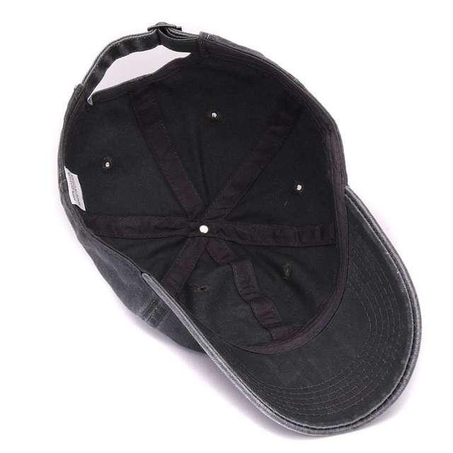 HATLANDER Plain dyed sand washed 100% soft cotton cap blank baseball caps  dad hat no bc3a502458c4