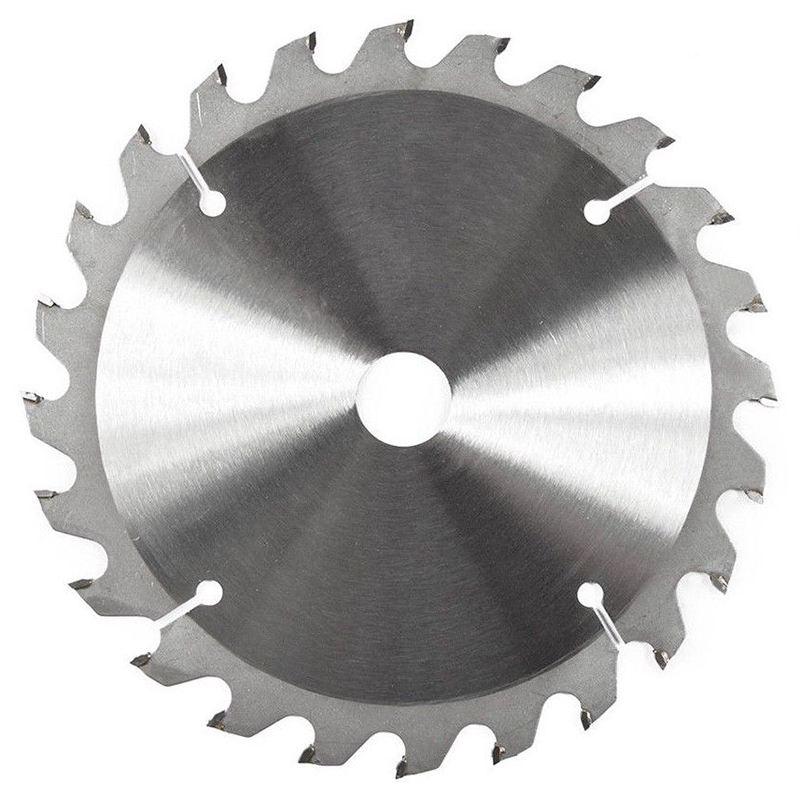 BMBY-165mm 24T 20mm Bore TCT Circular Saw Blade Disc For Dewalt Makita Ryobi Bosch