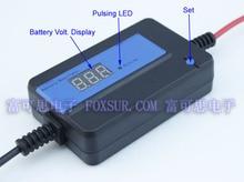 12 В 24 В 36 В 48 В, Авто Пульс desulfator для свинцово-кислотный батарей, батареи регенератор, Удалить десульфатация, для 10AH-400AH