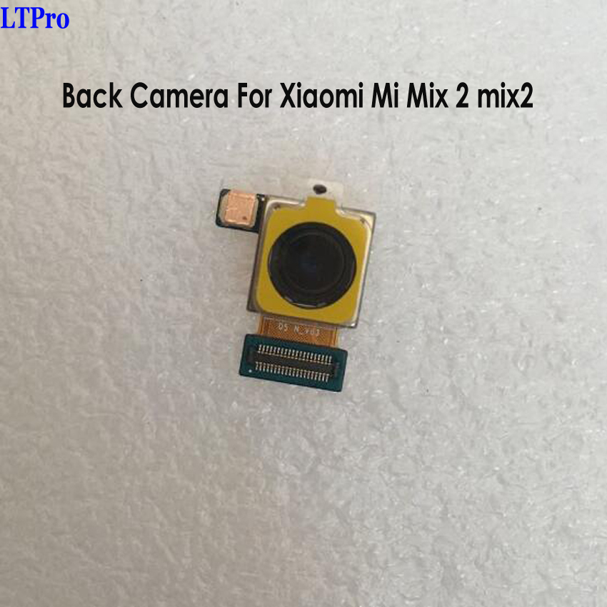 Original High Quality Tested Main Rear Back Camera For Xiaomi Mix2 Mi Mix 2 Big camera mobile phone replacement parts