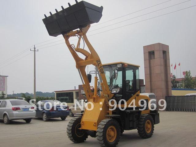 ZL10 Hydraulic Mini Loader