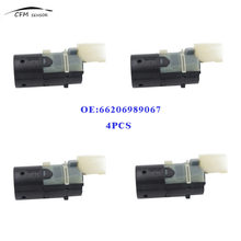 4PCS Neue PDC 66206989067 Parkplatz Sensor Unterstützen Für BMW E39 E46 E53 E60 E61 E63 E64 E65 E66 E83