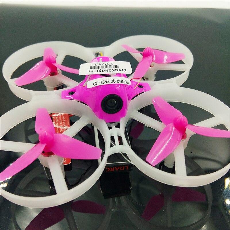 LDARC TINY 8X Mini FPV Drone 85mm 800TVL Camera 25mW VTX 8520 Hollow Cup Motor Betaflight F3 Flight Controller 550mah Lipo kingkong ldarc tiny 8x 85mm mini fpv quadcopter with 8520 motors 5 8g 800tvl camera f3 flight controller vs tiny 6x 7