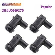 4 PCS 1U0919275 Parking Sensor For P orsche Cayenne Seat S koda V W Bora EOS Golf J etta T ouareg 1K0919275 1J0919275 3D0998275A