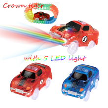 crown tiger Electronics Magic light up Flashing LED Car