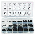 High Quality 225 pcs ORing kit  METRIC Pneumatic Air Rubber Hydraulic Tool Paintball Set rubber O-ring box Rubber Washer