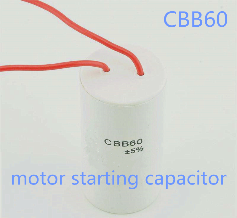 <font><b>CBB60</b></font> <font><b>450V</b></font> 3uf 4uf 5uf 6uf 8uf <font><b>10uf</b></font> 12uf 14uf 15uf 25uf 30UF <font><b>Capacitor</b></font> AC 50Hz/60Hz motor Starting <font><b>capacitor</b></font> For Washing Machine image