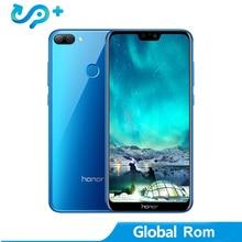 Orijinal HUAWEI Onur 9i 9N 4 GB RAM 64 GB/128 GB Android 8.0 Octa Çekirdek Cep Telefonu Kirin 659 16.0MP 2280x1080 FHD + Parmak ...