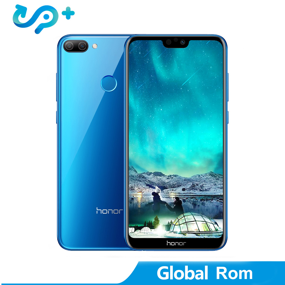 Téléphone portable d'origine HUAWEI Honor 9i 9N 4 GB RAM 64 GB/128 GB Android 8.0 Octa Core Kirin 659 16.0MP 2280x1080 FHD + empreinte digitale