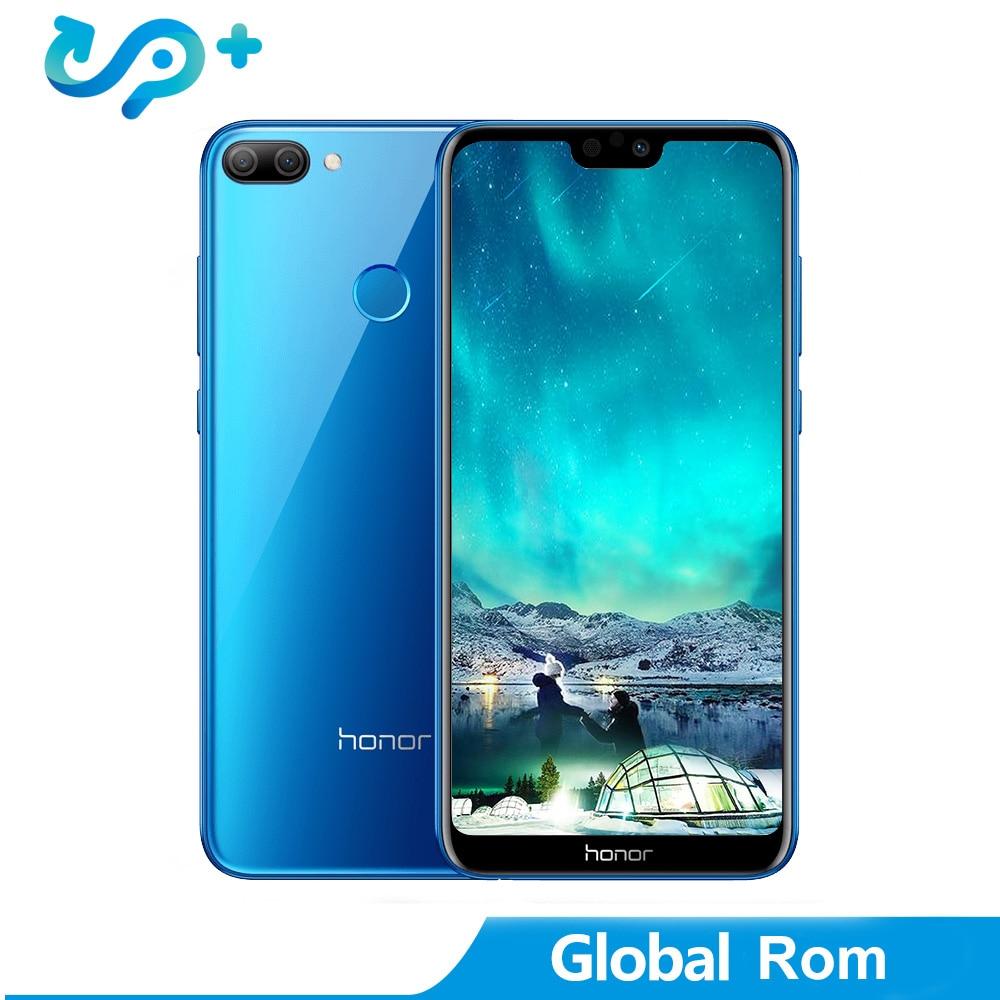 Téléphone portable d'origine HUAWEI Honor 9i 9N 4 GB RAM 64 GB/128 GB Android 8.0 Octa Core Kirin 659 16.0MP 2280x1080 FHD + empreinte digitale