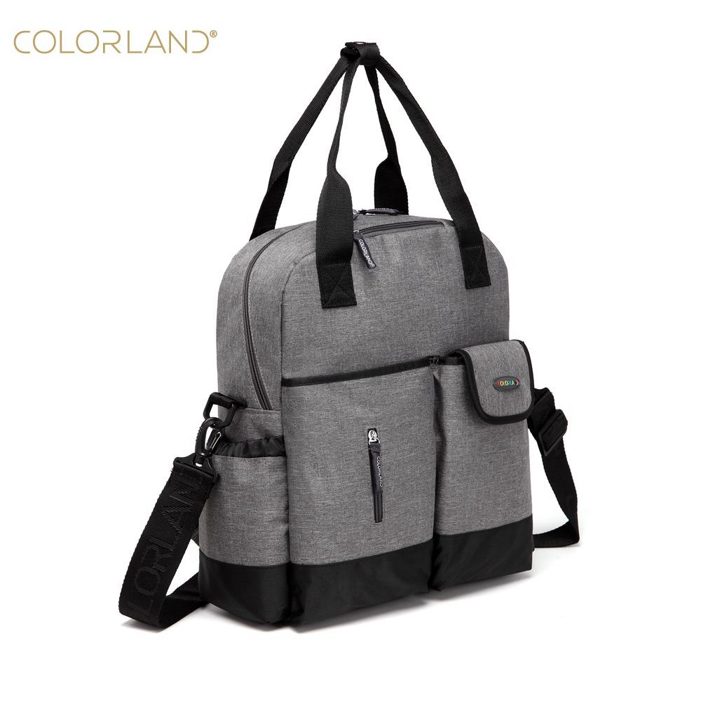 Colorland  Diaper Bag Backpack Nappy Bags Fashion Baby Bag Maternity Bags Baby Mummy Handbag Nappy Backpack Stroller organizer colorland baby nappy diaper mummy maternity travel bag organizer backpack baby stroller bag mom handbag mother messenger bags