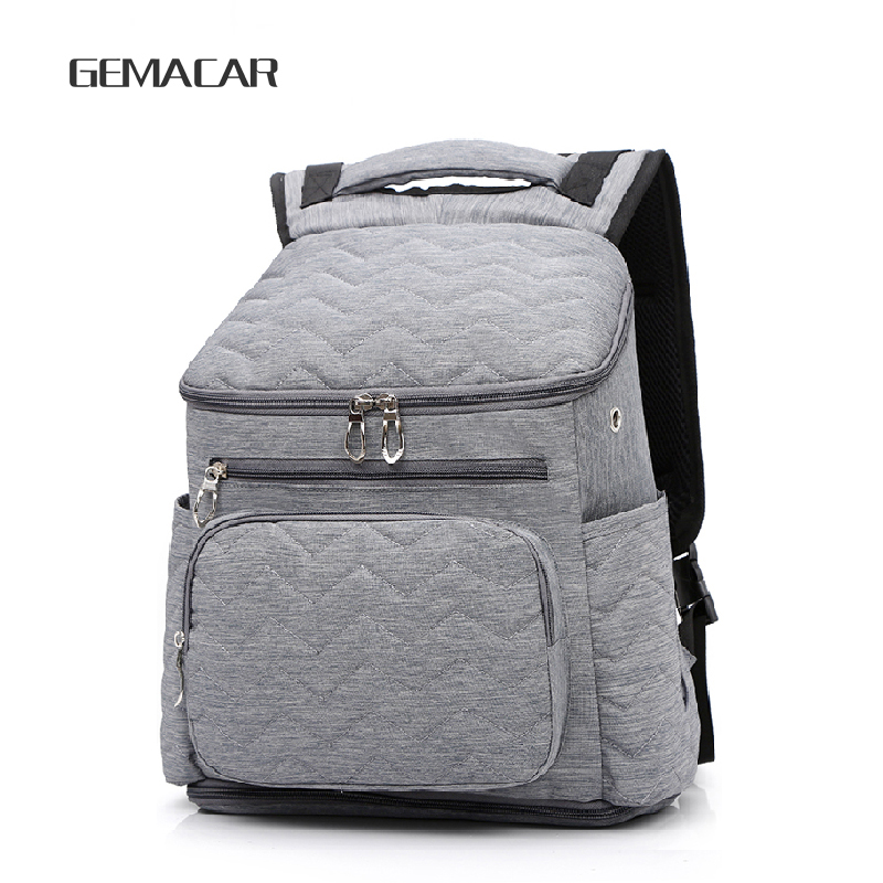 Mummy Backpack Multi-function Large Capacity 2018 New Fashion Maternal And Child Package Travel Backpack Changing Bag Nappy Bag Mummy Backpack Multi-function Large Capacity 2018 New Fashion Maternal And Child Package Travel Backpack Changing Bag Nappy Bag