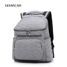 Mummy Backpack Multi-function Large Capacity 2018 New Fashion Maternal And Child Package Travel Backpack Changing Bag Nappy Bag nappy changing bag maternal shoulder brand new baby