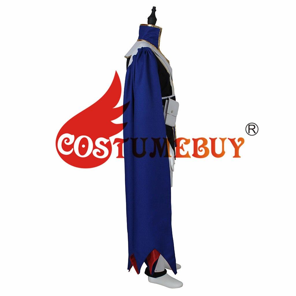 Costume jeu emblème de feu lame de reliure Roy Cosplay Costume adulte hommes Halloween carnaval fantaisie ensemble complet Costume sur mesure - 4