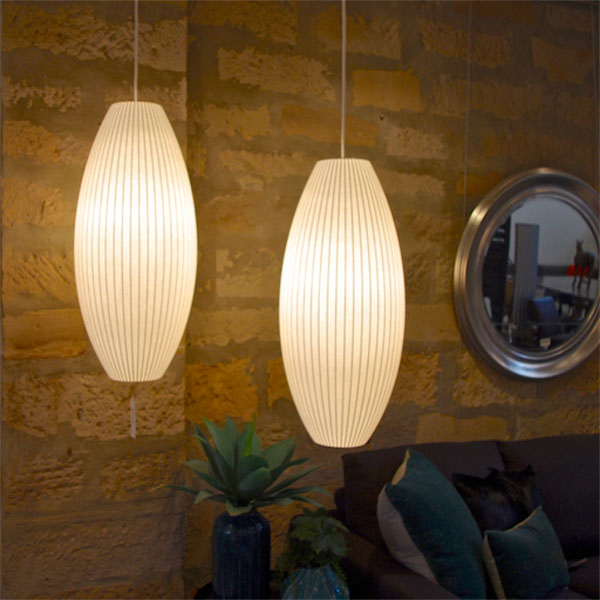 Modern design cigar lamp bubble lamps pendant light suspension modern design cigar lamp bubble lamps pendant light suspension lighting small medium large e27 bulb for dining room study in pendant lights from lights aloadofball Image collections