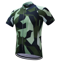 2017 New Quick Dry Ropa Ciclismo Bike Jersey Cycling Jersey Short Sleeve Tight Fit High Quality