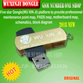 WU XIN JI DONGLE 5-звездочный ключ wuxinji донгл плата схема Ремонт для iPhone iPad samsung phone software repai