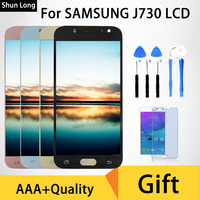 For Samsung Galaxy J7 Pro 2017 LCD J730 Display Touch Screen J730F Lcd Assembly Replacement For With Tools
