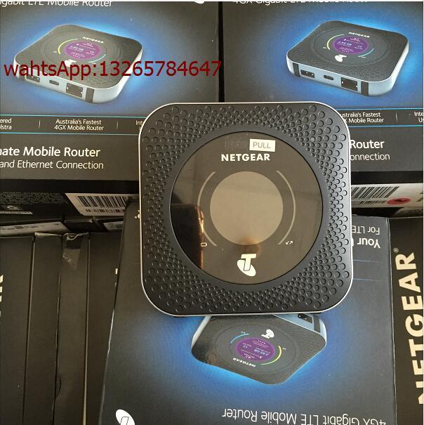 US $1203 0  Unlocked Netgear Nighthawk M1 MR1100 4GX Gigabit LTE Mobile  Router cat16 Max 1 Gbps download speeds 150 Mbps upload speeds WLAN-in  3G/4G