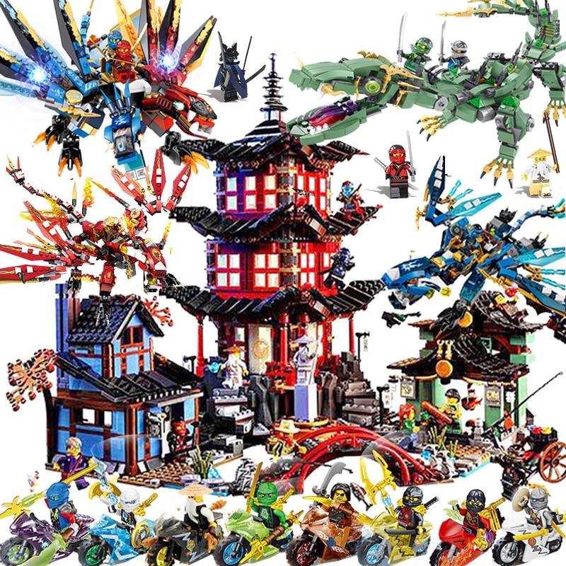 26 Styles Ninja Ninjago Motorcycle Kai LegoINGlys NinjagoINGly Tornado Models Building Toys For Children Christmas комплект ковриков в салон автомобиля novline autofamily kia ceed sw ii 2010 цвет черный