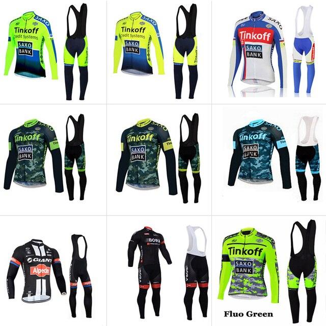 promoción especial sitio oficial como serch US $42.08  2015 new Winter Thermal Fleece Super Warm Ropa Ciclismo Invierno  Cycling jersey Mountain Bicycle Clothing GEL Pad -in Cycling Jerseys from  ...