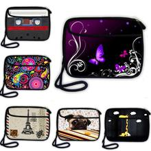 Case-Pouch Protection Portable Phone/camera/Mp5 for Box Zipper External -S
