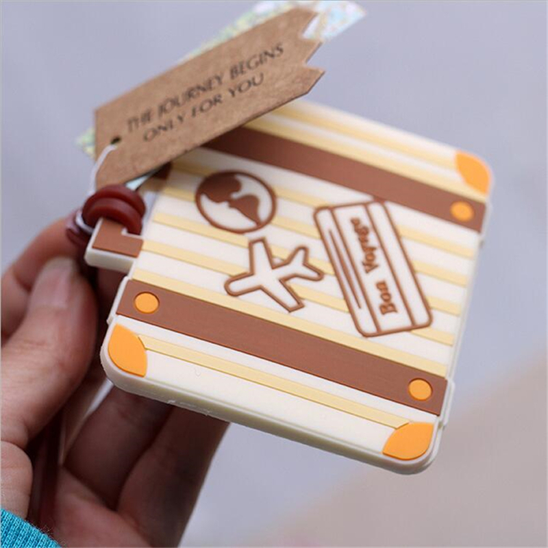 Fashion Design Airplane Luggage Tag Wedding Favors And Gifts Wedding Supplies Wedding Souvenirs Wedding Gifts For Guests Party Favors