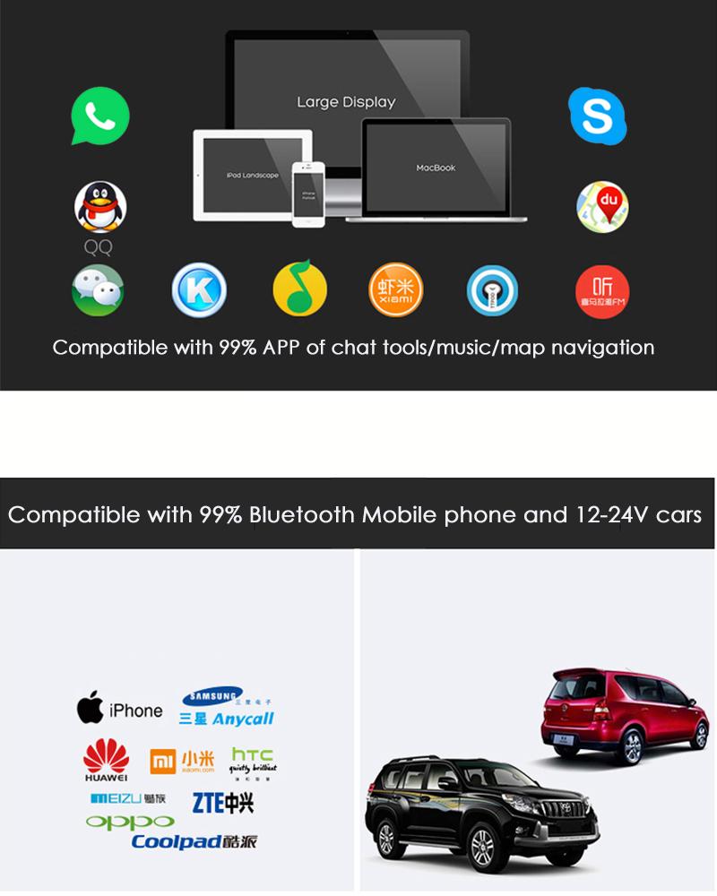 E1354 Bluetooth Car MP3 Player-6