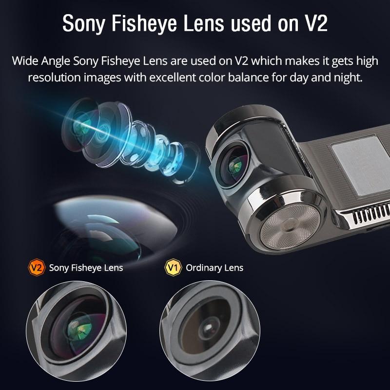 Car USB Universal Dvr Carmera for all android multimedia radio player Dash Cam Full Hd1080p Video Recorder G sensor Dashcam