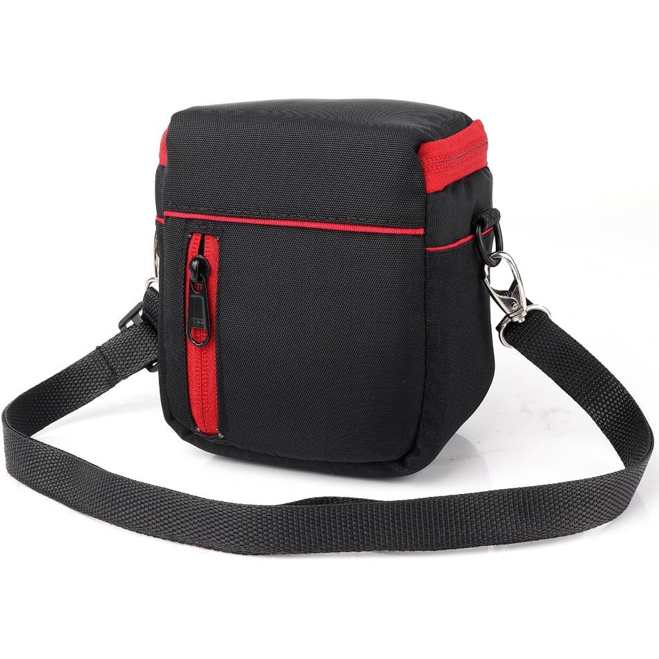 HUWANG Camera Bag Case For Sony RX100 II III IV / M3 M4 M5 A6000 A5100 HX90 HX60 HX50 H300 HX400 NEX-3 NEX-5 NEX-6 NEX-7 NEX-8