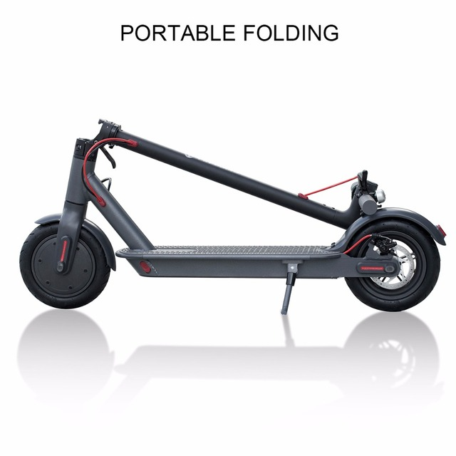 App control 8 inch Smart Mini Electric Scooter 2 Wheels Skate Board  Foldable locomotive bike hoverboard ebike skateboard EW6