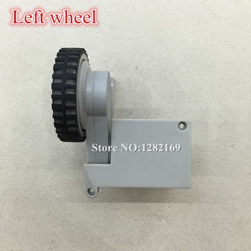 1 piece Robot vacuum Cleaner Wheel Replacement For A320 A325, Including Left Wheel Assembly for cleaner a320 a325 a330 a335 a336 a337 a338 360 degrees front wheel assembly for robot vacuum cleaner 1pcs pack