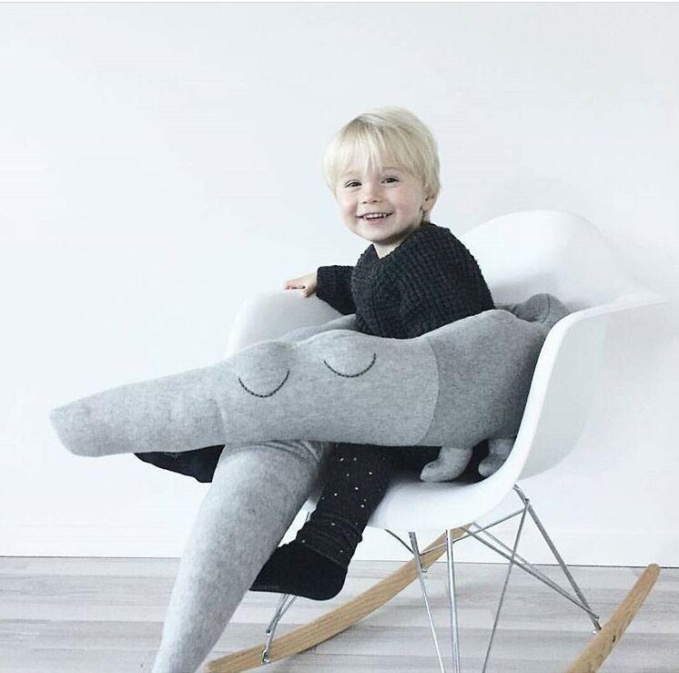 Długość 185 cm INS łóżeczko dziecięce zderzak zwierząt - Pościel - Zdjęcie 3