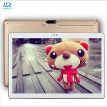 10.1 дюймов Tablet PC 3 г LTE вызова ocat core 4 ГБ Оперативная память 32 ГБ Встроенная память Android 5.1 GPS 1280*800 IPS Bluetooth GPS Wi-Fi планшетный ПК
