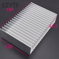 Heat sink 180*44.5*120MM high-quality heat sink thick substrate electronic accessories