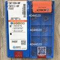 KORLOY TCMT110204-HMP PC9030 TCMT32.51-HMP PC9030 10 шт. качественные товары новые оригинальные