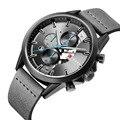 CURRREN relogio Masculino мужские часы Топ бренд класса люкс ультра-тонкие наручные часы Мужские часы erkek kol saati reloj hom