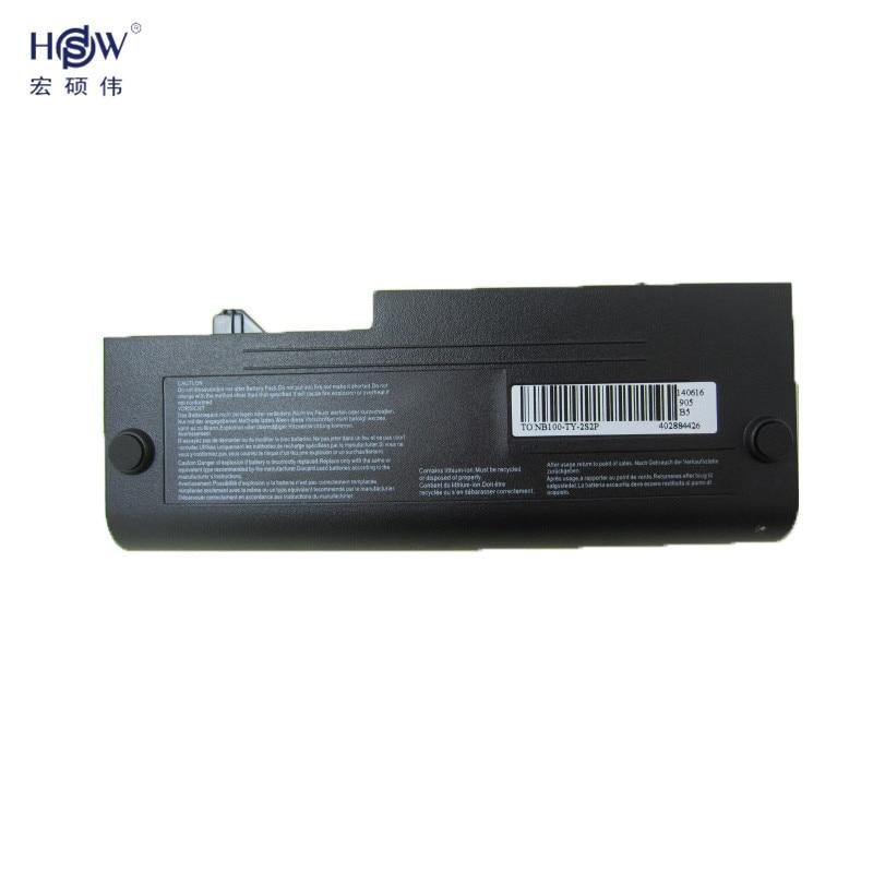HSW rechargeable battery for TOSHIBA PA3689U-1BAS,PA3689U-1BRS,PABAS155,PABAS156 ,MINI NB100 bateria akku hsw laptop battery for toshiba pa3534u pa3534 pa3535u pa3535 pa3682u pa3727u 1bas pa3727u 1brs pabas098 pabas099 bateria akku