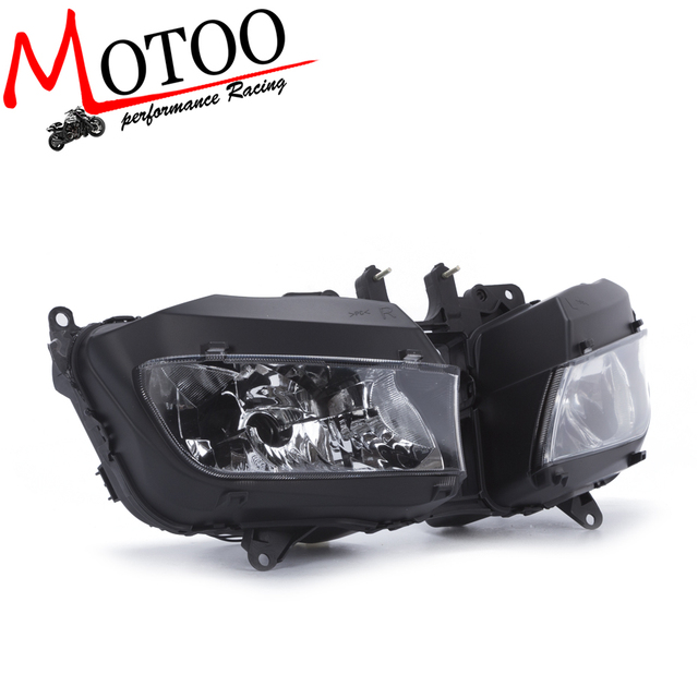 Motoo Motorcycle Headlight Headlamp Head Light Lamp For Honda Cbr600rr F Cbr 600