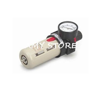 AirTAC Type 1/2 BSPP Air Filter Regulator for air compressors 3000 L/min BFR4000 new original authentic airtac filter valve bfr4000