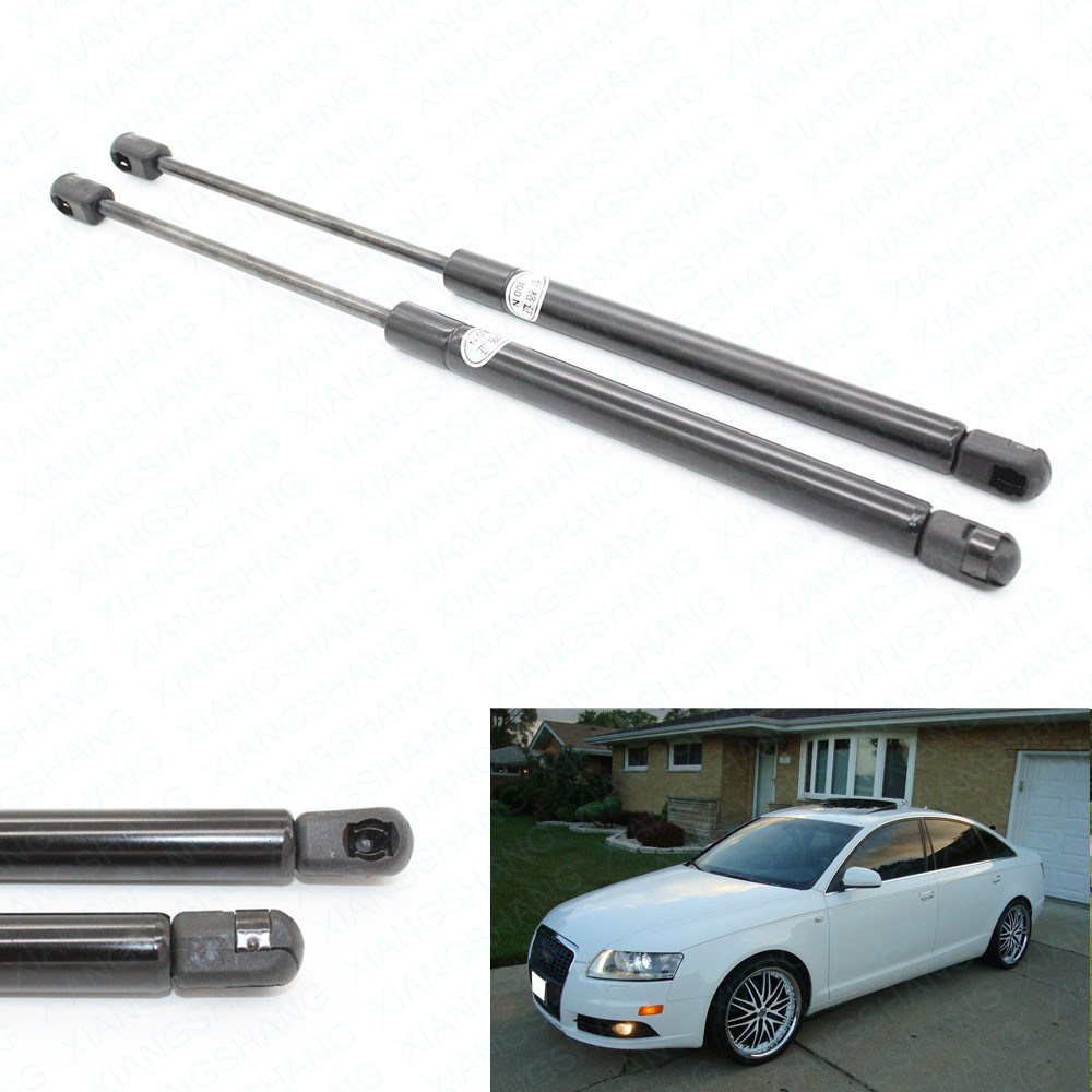 Trunk Boot Gas Lift Supports Struts Prop Rod Arm Shocks for 2007 2008 Audi RS4 Sedan 11.77 inches