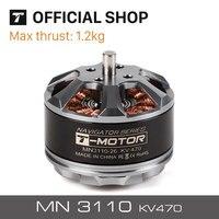 T motor Hot Selling Brushless motor MN3110 KV470 for multirotor copter Quadcopter Helicopter Hexacopter