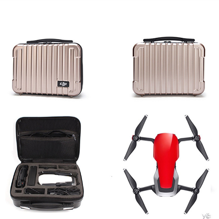 For DJI MAVIC Air/pro Case Box EPP inner for Mavic Air/Pro Bag Drone Body/Batteries/Controller Carry Case Handbag Accessories цена