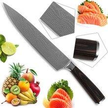 Ld marca profesional 8 pulgadas cuchillo cocinero cuchillos de cocina de acero inoxidable de alta calidad sharp cuchilla ama de casa buen ayudante