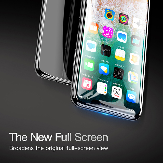 3D Full Cover 0.3mm Toughened Tempered Glass Screen Protector Film