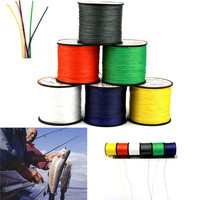 500M High Quality Super Strong Extreme PE Braided Sea Fishing Line 0 8 8 0