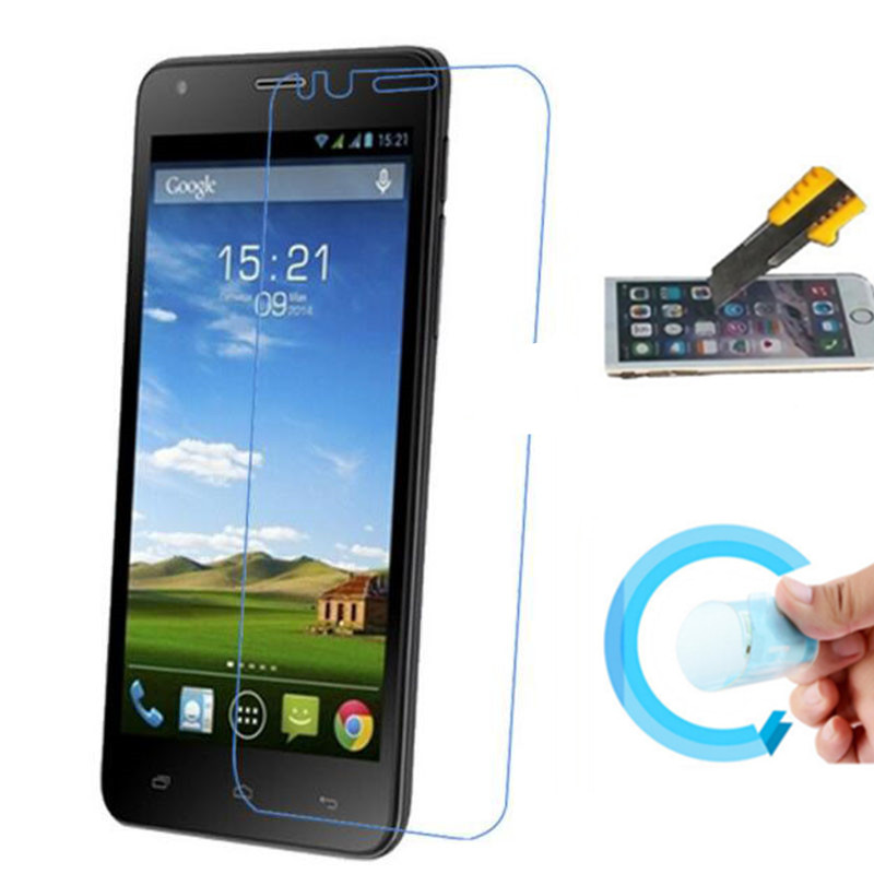 Nano Explosion-proof Soft Clear Screen Protector for Fly IQ456 IQ 456 ERA Life 2 Protective LCD Film (NOT Glass)